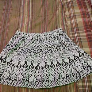 Aeropostale flare mini skirt